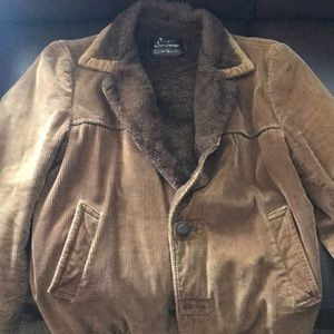 Other - Vintage corduroy jacket, has a rip on elbow